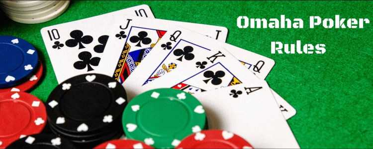 Omaha Poker Rules Is Easy To Learn For Your Profit In Gambling Casino Poker Rules